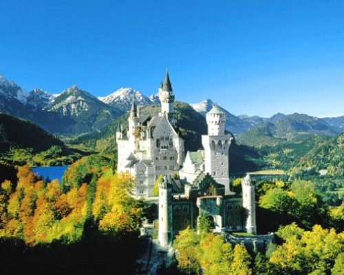 Tyrol & Salzburg.