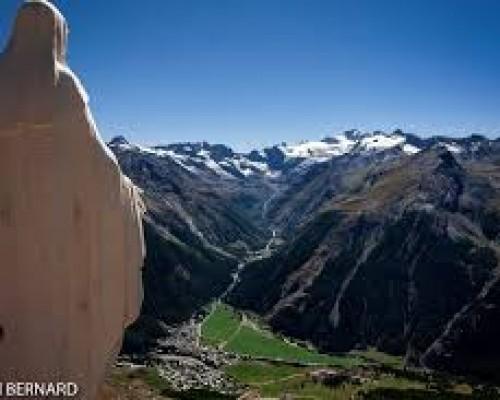Les Cent Vallées et Lac Majeur d'Italie.